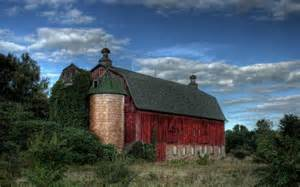 country barn barn hdr wallpaper country