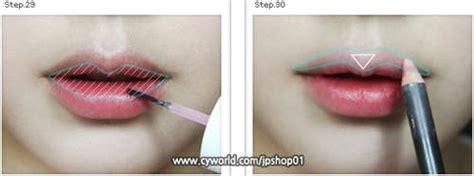 tutorial dandan seperti boneka makeup natural ala barbie saubhaya makeup