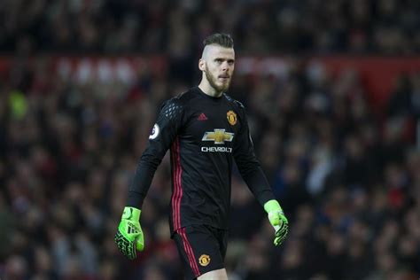 De Gea Was Dropped For Sunderland Clash Following Bust Up