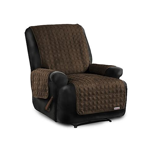 cover for leather recliner quick cover 174 for leather premium waterproof quilted