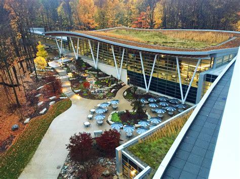 landscape architect michigan sedum and plants on roof jackson s cus lansing