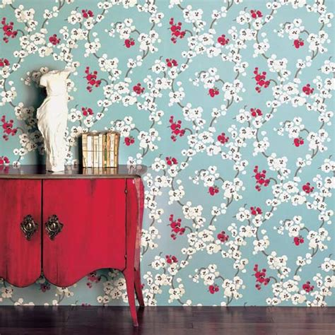 home design trends wallpaper floral addiction the latest wallpaper trends