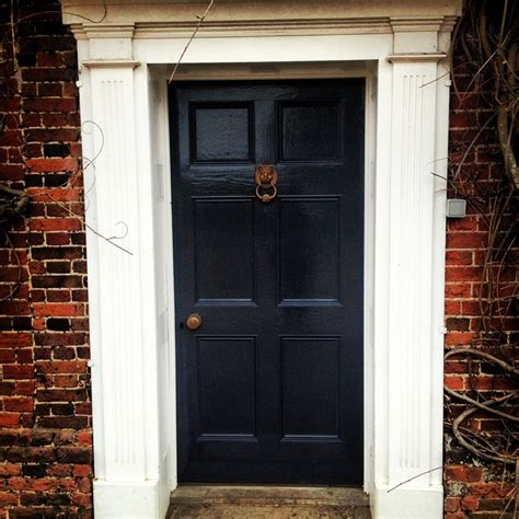 Dulux Front Door Paint Dulux High Gloss In Grey Curb Appeal