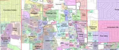 colorado neighborhood map home in colorado