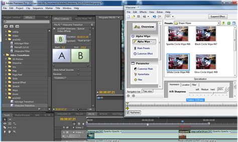 adobe premiere pro plugins effects partypriority blog