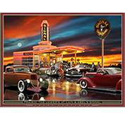 Larry Grossmans RetroVisions Website Featuring Hot Rod