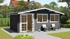 Gartenhaus 6x3m gartenh 228 user ger 228 teschuppen aus holz g 252 nstig kaufen ebay