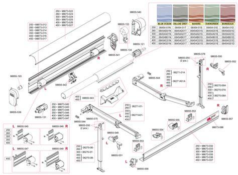ersatzteile markise jak reisemobile zubeh 252 r f 252 r reisemobil cing und boot