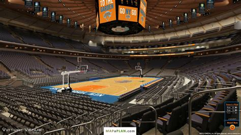 madison square garden section 104 madison square garden seating chart section 104 view