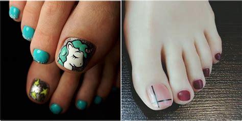 nail styles for woman in her 50s 12 cute toe nail art designs 2018 best toenail polish ideas
