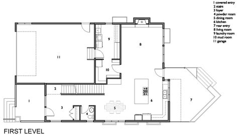 house plans with workshop compact elegant house with volumes and irregularities by habitat studio workshop