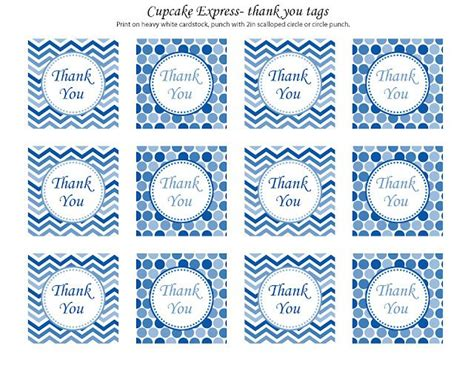 printable thank you tags pinterest free printable thank you cards can be made into tags or