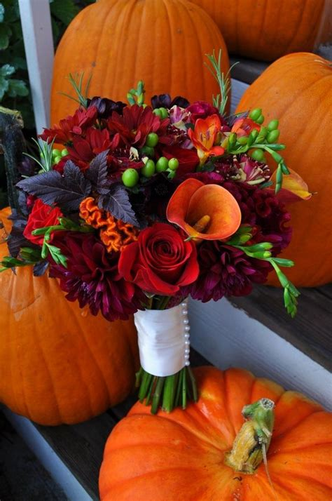 1000 ideas about the fall flowers for a fall wedding