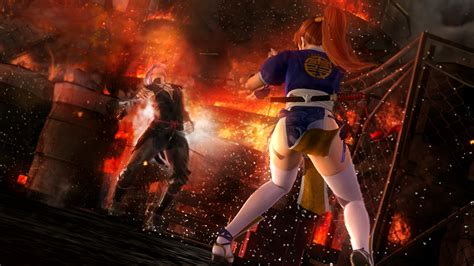 Dead Or Alive 5 Last dead or alive 5 last gallery and official trailer