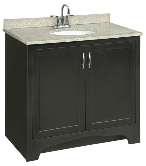 design house 539601 ventura espresso vanity cabinet with 2