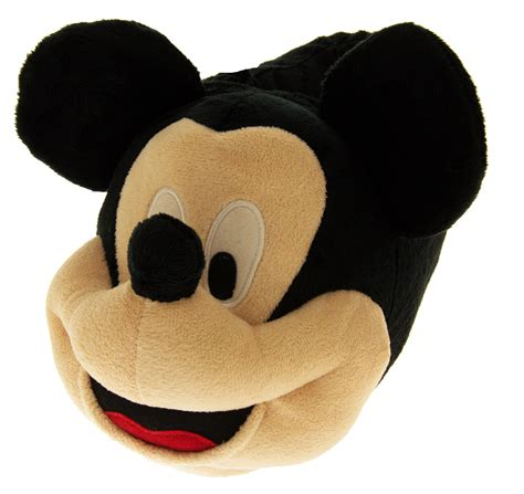 silly slippers mens disney mickey novelty slippers gift warm