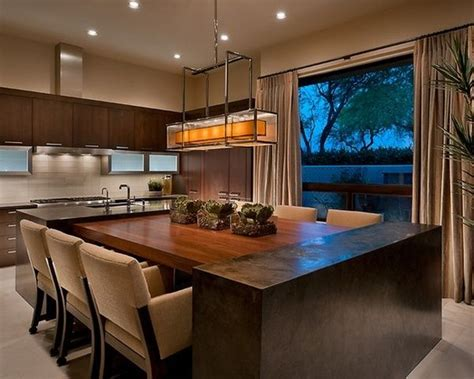kitchen island table combination creative kitchen