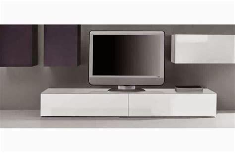 meuble tv blanc laqu 233 meuble d 233 coration