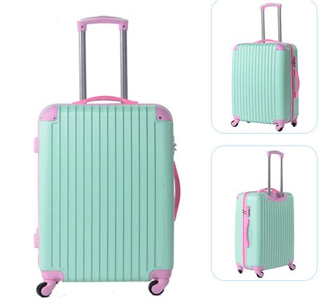 wholesale vintage suitcases unique luggage sets for girls