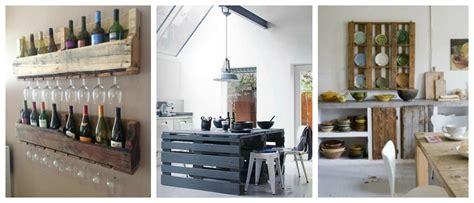 y por fin la cocina el rinc 243 n de bea imagen de muebles con estibas un rinc 243 n para un pal
