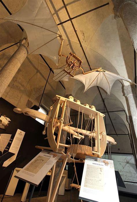 macchine volanti di leonardo da vinci il grande nibbio macchina volante di leonardo descritta