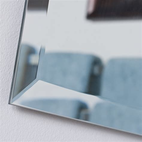 i can do this diy beveled edge bathroom mirror for the muchness mirror wall art findingmymuchness shop