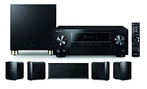 Home Theater Pioneer Terbaru review pioneer htp 074 5 1 channel home theater