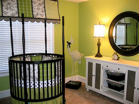 Green Nursery Decor Nursery Room Ideas Green Themes Nursery Ideas