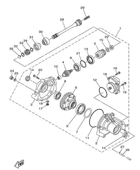 yamaha grizzly 700 bumper wiring diagrams wiring diagram