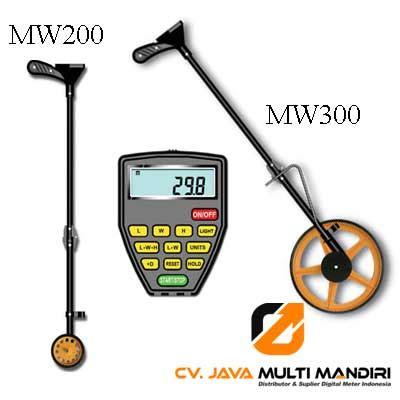 Alat Ukur Meteran Digital alat ukur meteran dorong digital mw series instrumen uji