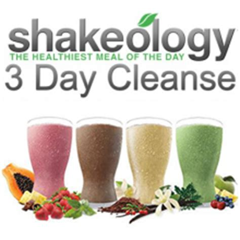 Whole Living 3 Day Detox by Shakeology 3 Day Cleanse Review