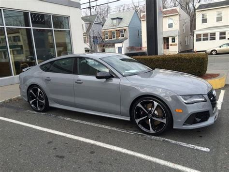 nardo grey truck picked up my nardo grey rs7 my true love pinterest