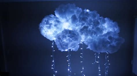 Light Cloud by 6 Ways To Transform Your Bedroom Into Your Own Galaxy