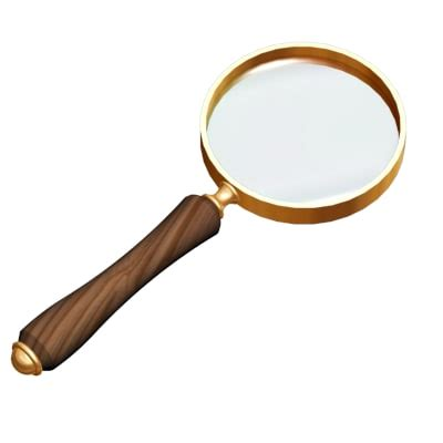 3d Magnifying Glass magnifying glass 3d ma