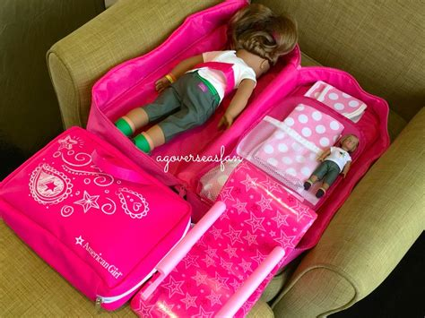 american girl doll travel bed american girl doll travel bed 28 images amazon com 18