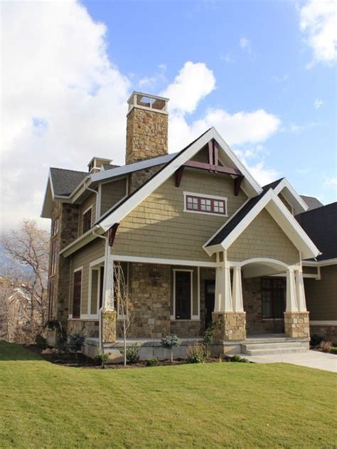 craftsman exterior trim ideas pictures remodel and decor