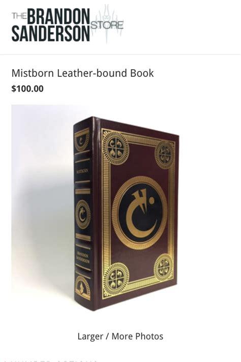 Pdf Brandon Sanderson Elantris Leather by Mistborn Leatherbound Edition Mistborn 17th Shard
