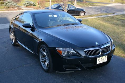 tire pressure monitoring 2007 bmw m6 transmission control 2007 bmw m6 coupe smg 26468 miles black with black merino leather interior