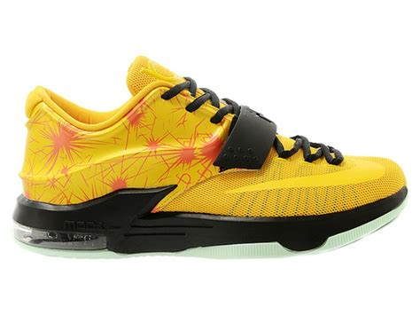 cheap nike basketball shoes yellow and black