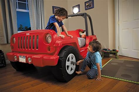 jeep bed little tikes little tikes jeep wrangler to twin bed buy