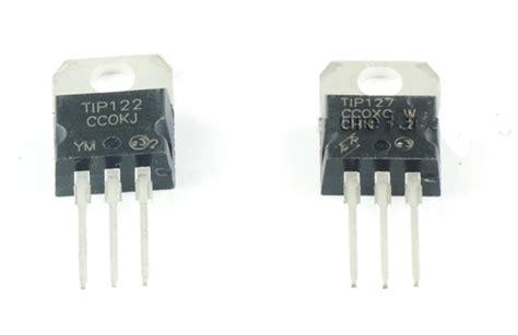 transistor darlington tip127 tip127 pnp darlington transistor elektronik bauteile halbleiter boxtec onlineshop