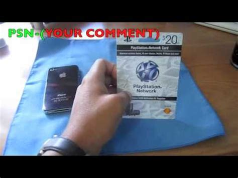 Free Psn Card Giveaway - free 20 psn card giveaway youtube