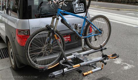 kuat bike rack reviewed kuat nv 2 bike rack