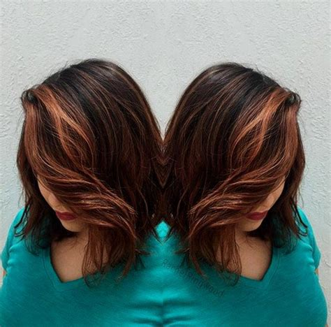 where to apply face framing highlights on short hair 40 on trend balayage short hair looks