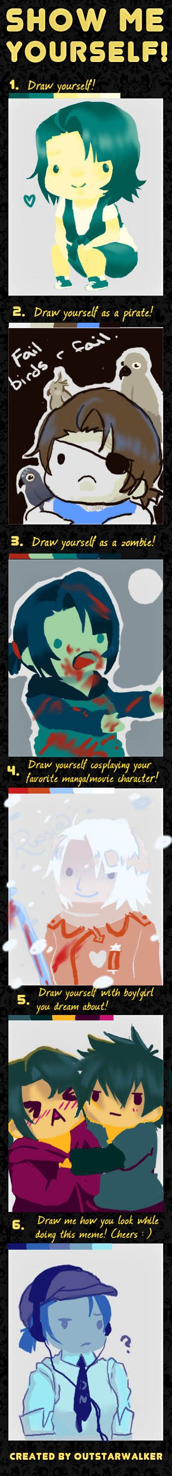 show me some pics of yourself show me yourself colour scheme by narufma on deviantart