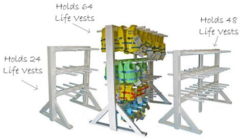life jacket rack may newsletter