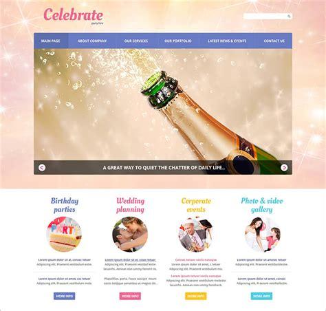 template joomla event 10 best event management joomla templates free website themes