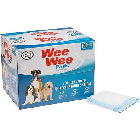 petco puppy pads four paws wee wee puppy pads my pet dreamboard
