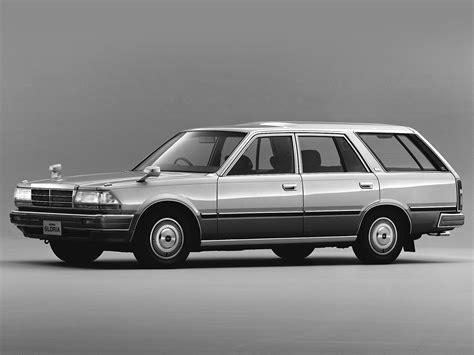 nissan gloria wagon nissan gloria wagon y30 06 1985 08 1999