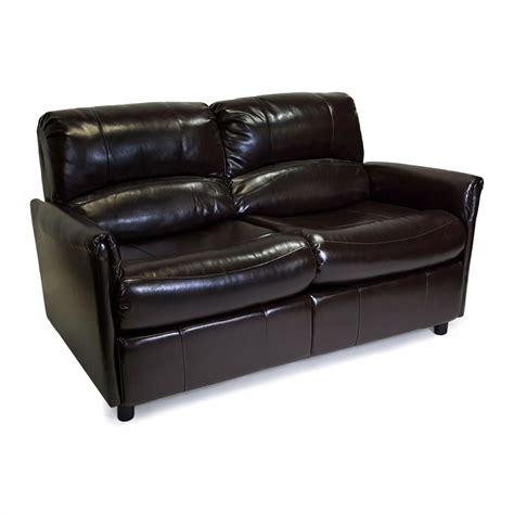 recpro charles  rv sleeper sofa  hide  bed loveseat espresso rv furniture ebay